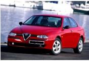 Uitlaatsysteem ALFA ROMEO 156 2.0 Twin Spark - 16V (Combi, Sedan)