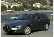 Uitlaatsysteem ALFA ROMEO 156 2.0 JTS (Sedan|Stationwagen|Combi)