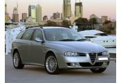 Uitlaatsysteem ALFA ROMEO 156 2.5 V6 24V (Sedan|Stationwagen|Combi)