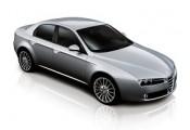 Uitlaatsysteem ALFA ROMEO 159 1.9 JTD (Sedan|Stationwagon)