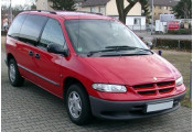 Uitlaatsysteem CHRYSLER Grand Voyager 2.0i (LWB)