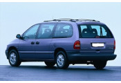 Uitlaatsysteem CHRYSLER Grand Voyager 3.8i (LWB 4X4)