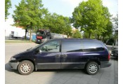 Uitlaatsysteem CHRYSLER Grand Voyager 2.4i - 16V (MPV)