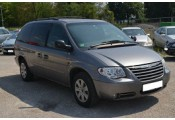 Uitlaatsysteem CHRYSLER Grand Voyager 2.4i (MPV)