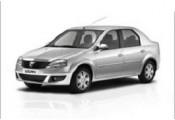 Uitlaatsysteem DACIA Logan 1.4MPi (Sedan)