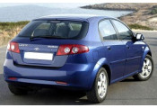 Uitlaatsysteem DAEWOO Lacetti 1.4i - 16V (Hatchback)