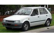 Uitlaatsysteem DAIHATSU Charade 1.0 Diesel / TD (Hatchback)