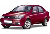Uitlaatsysteem FIAT Albea 1.2 (Sedan)