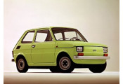 Uitlaatsysteem FIAT 126 0.6 (500, 600, 650)