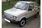 Uitlaatsysteem FIAT 126 0.7 (FL)