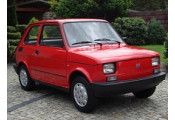 Uitlaatsysteem FIAT 126 0.7 (EL)