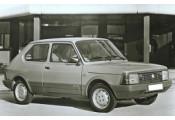 Uitlaatsysteem FIAT 127 0.9