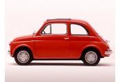 Uitlaatsysteem FIAT 500 0.6