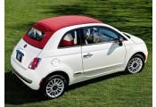 Uitlaatsysteem FIAT 500 0.9i (Hatchback|Cabrio)