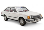 Uitlaatsysteem FORD Escort 1.1 (Hatchback)