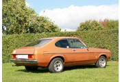 Uitlaatsysteem FORD Capri 1.6 (Coupe)