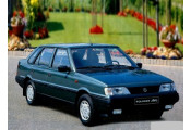 Uitlaatsysteem FSO Polonez ATU 1.5|1.6 (Sedan GLI)