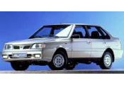 Uitlaatsysteem FSO Polonez ATU 1.6 GSI (Sedan Plus)