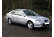 Uitlaatsysteem HONDA Accord 1.8i - 16V (Hatchback)