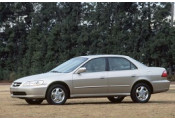 Uitlaatsysteem HONDA Accord 1.6i - 16V (Sedan)