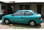 Uitlaatsysteem HYUNDAI Accent 1.5i (Hatchback, Sedan|Liftback)