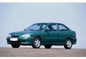 Uitlaatsysteem HYUNDAI Accent 1.5i (Hatchback, Sedan Liftback)