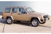 Uitlaatsysteem JEEP Cherokee 4.0i (SUV)