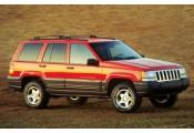 Uitlaatsysteem JEEP Grand Cherokee 2.5 TD (SUV)