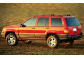 Uitlaatsysteem JEEP Grand Cherokee 4.0i (SUV)