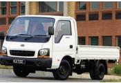 Uitlaatsysteem KIA K 2700 2.7 Diesel