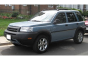Uitlaatsysteem LAND ROVER Freelander 1.8i - 16V (2555 mm)