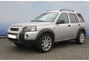 Uitlaatsysteem LAND ROVER Freelander 2.5i V6 (2555 mm)