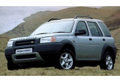 Uitlaatsysteem LAND ROVER Freelander 2.0 Di TD (2555 mm)