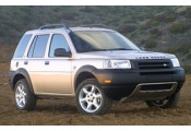 Uitlaatsysteem LAND ROVER Freelander 2.0 Tdi TD (2555 mm)