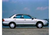 Uitlaatsysteem MITSUBISHI Carisma 1.6i - 16V (Sedan, Hatchback)