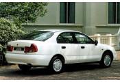 Uitlaatsysteem MITSUBISHI Carisma 1.6i - 16V (Hatchback, Sedan)