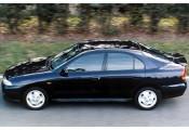 Uitlaatsysteem MITSUBISHI Carisma 1.9 TD (Hatchback, Sedan)