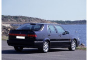 Uitlaatsysteem SAAB 9000 2.3i Turbo - 16V (Hatchback)