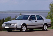 Uitlaatsysteem SAAB 9000 2.0i Turbo - 16V (Sedan)