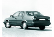 Uitlaatsysteem SAAB 9000 2.3i Turbo - 16V (Sedan)