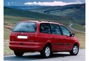 Uitlaatsysteem SEAT Alhambra 1.8 Turbo - 20V