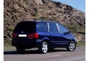 Uitlaatsysteem SEAT Alhambra 1.9 TDi TD