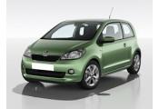 Uitlaatsysteem SKODA Citigo 1.0 - 12V (Hatchback)