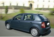 Uitlaatsysteem SKODA Fabia 1.0i (Hatchback, Sedan)