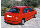 Uitlaatsysteem SKODA Fabia 1.2i (Hatchback, Sedan)