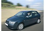 Uitlaatsysteem SKODA Fabia 1.4i (Hatchback, Sedan)