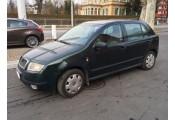 Uitlaatsysteem SKODA Fabia 1.4 i (Hatchback, Sedan)