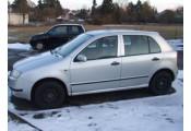 Uitlaatsysteem SKODA Fabia 1.4i - 16V (Hatchback, Sedan)