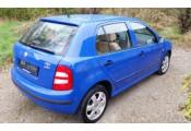 Uitlaatsysteem SKODA Fabia 1.9 SDi Diesel (Hatchback, Sedan)