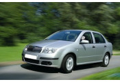 Uitlaatsysteem SKODA Fabia 1.9 TDi TD (Hatchback, Sedan)